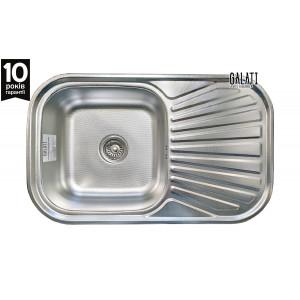 Кухонна мийка Galati Liuba Textura 3436