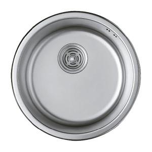 Мойка кухонная Haiba 440 satin HB0527