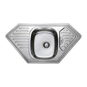 Мойка кухонная Haiba 95x50 satin HB0656