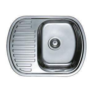 Мойка кухонная Haiba 63x49 decor HB0653
