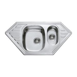 Мойка кухонная Haiba 100x50 decor HB0522