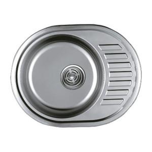 Мойка кухонная Haiba 57x45 polish HB0547