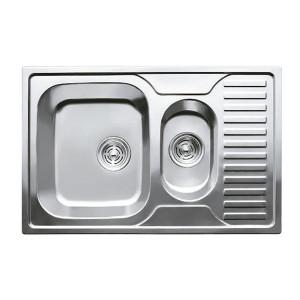 Мойка кухонная Haiba 78x50 ARMONIA polish HB0571