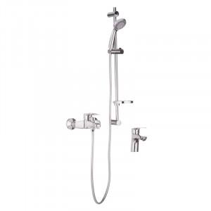 Комплект смесителей для ванной Haiba HANSBERG SET - 1 HB0900