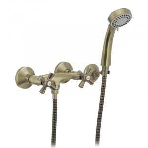 Смеситель для душа Mixxus Premium Retro Bronze-003 MI1654