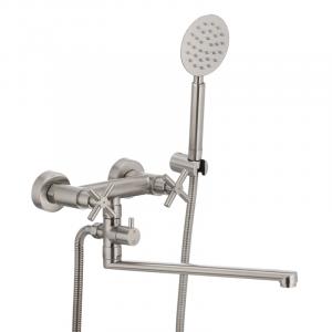 Смеситель для ванны Mixxus DVE-006 SS2824