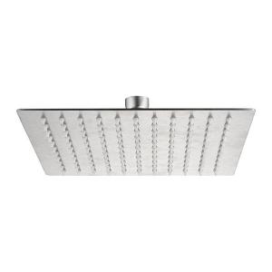 Лейка потолочная Zerix LR70015-200 (нерж. сталь) (LL1632)