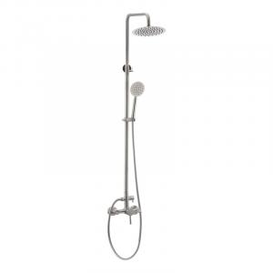 Душевая колонна со смесителем для душ. кабины нерж.сталь Mixxus SAS-003-J SS0041