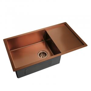 Мойка Mixxus MX7844-200x1.2-PVD-Bronze MX0562