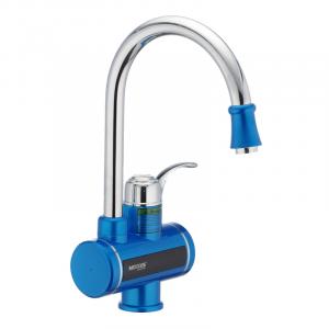 Проточный водонагреватель Mixxus Electra 240-E Blue   с индик. темп. MI2747