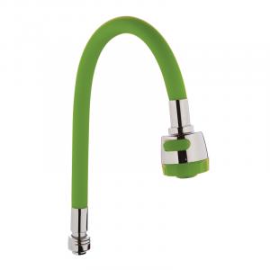 Излив силиконовый (зеленый) Zerix SPS-01 (ZX2624)