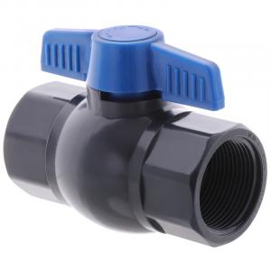 Кран кульовий PLAMIX PV-110 1-1/4 (PM0590)