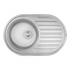 Кухонная мойка Cosh 7108 Polish (COSH7108P08)