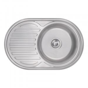 Кухонная мойка 7750 Satin (0,6 мм)