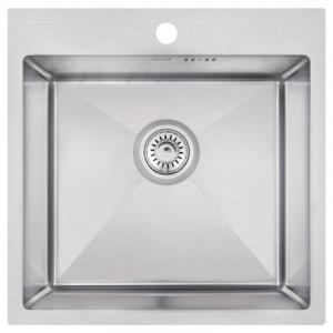 Кухонная мойка Cosh D5050 Polish (COSHD5050HM12)