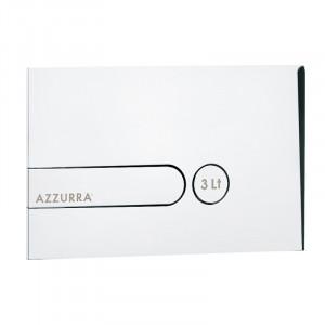 Панель смыва для унитаза Azzurra PL3LB