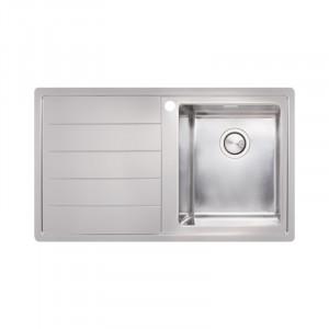 Кухонная мойка Apell Linear Plus LNP861FLBC Brushed