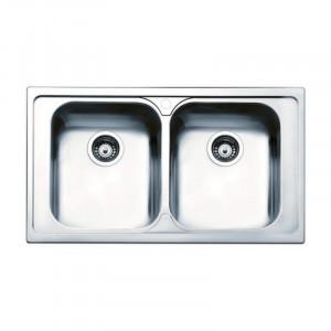 Кухонная мойка Apell Torino TO862IBC Brushed