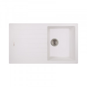 Кухонная мойка Apell Pietra Plus PTPL861GW Total white