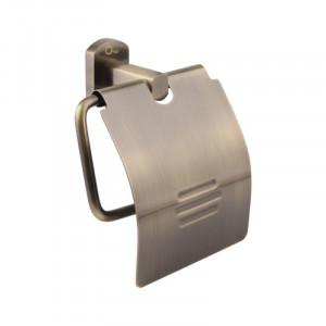 Держатель туалетной бумаги Qtap Liberty ANT 1151 бронза
