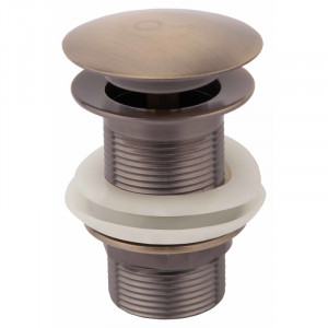 Донный клапан Q-Tap ANT L03 бронза