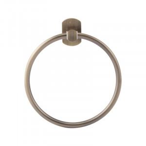 Кольцо для полотенец Q-tap Liberty ANT 1160 бронза