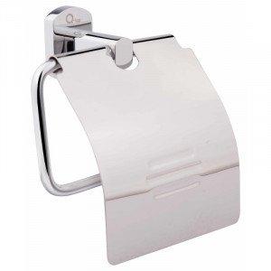 Держатель туалетной бумаги Qtap Liberty CRM 1151 хром