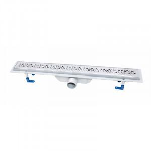 Лінійний трап Q-tap Dry FC304-600 з сухим затвором 600 мм