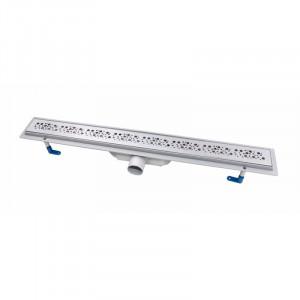 Лінійний трап Q-tap Dry FC304-800 з сухим затвором 800 мм