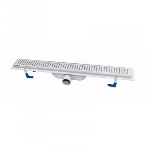 Лінійний трап Q-tap Dry FB304-600 з сухим затвором 600 мм