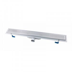 Лінійний трап Q-tap Dry FB304-800 з сухим затвором 800 мм