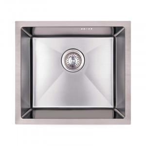 Кухонна мийка з нержавіючої сталі Imperial D4843 Handmade 2.7/1.0 mm