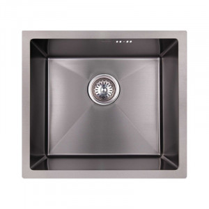 Кухонна мийка з нержавіючої сталі Imperial D4843BL PVD black Handmade 2.7/1.0 mm