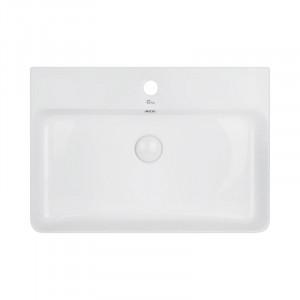 Раковина Q-tap Nando WHI 404/F008 с донным клапаном