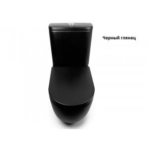 Унитаз-компакт Rimless Newarc Modern 3822B NEW черный
