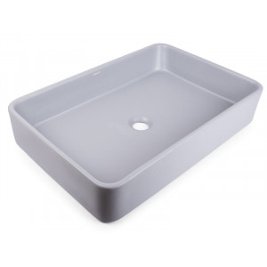 Раковина Newarc Aqua 62 см серый матовый 9461GR-M