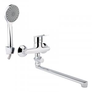 Смеситель для ванной LIDZ (CRM) -20 38 005 02