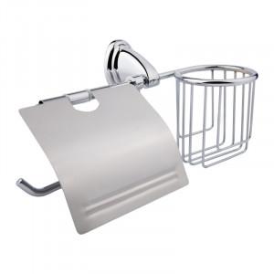 Держатель для туалетной бумаги Lidz (CRM)-113.03.0