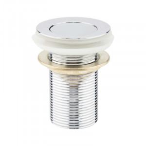 Донный клапан для раковины Lidz (CRM)-47 00 001 00