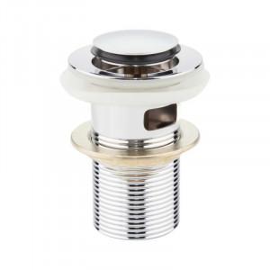 Донный клапан для раковины Lidz (CRM)-47 00 002 00