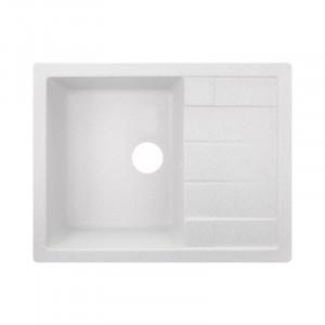 Кухонная мойка Lidz 650x500/200 WHI-01 (LIDZWHI01650500200)