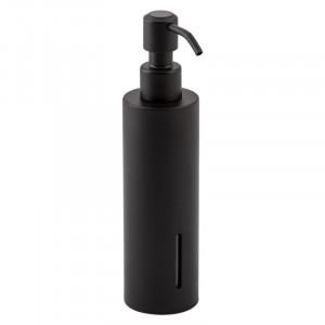 Дозатор для жидкого мыла черный Qtap Liberty BLM 1152-1