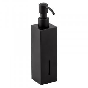 Дозатор для жидкого мыла черный Qtap Liberty BLM 1152-2