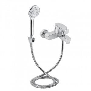 Смеситель для ванны Lidz (CRM) 24 49 006-1 New