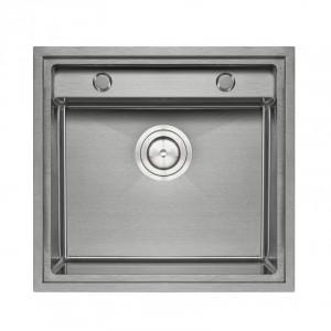 Кухонная мойка Qtap D5249 Satin 3.0/1.2 мм (QTD52493012)