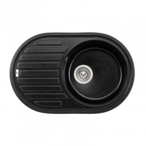 Кухонная мойка Lidz 780x500/200 BLM-14 (LIDZBLM14780500200)