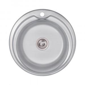 Кухонная мойка 510-D Decor (0,6 мм)