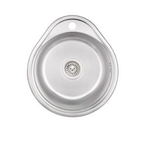 Кухонная мойка 4843 Decor (0,6 мм)