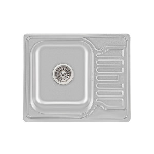 Кухонная мойка 5848 Satin (0,8 мм)