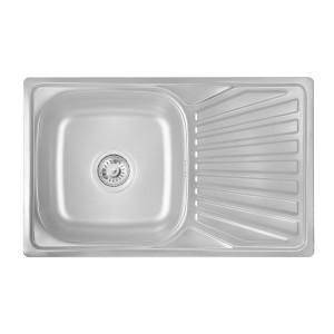 Кухонная мойка 7848 Satin (0,8 мм)